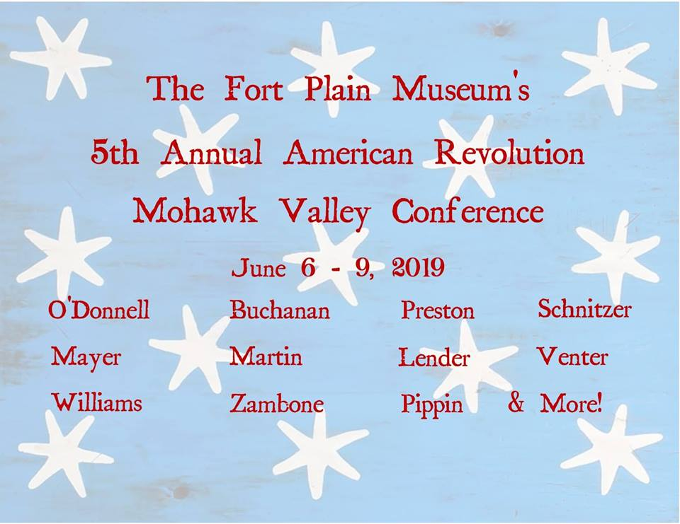 5th Annual American Revolution Mohawk Valley Conference @ Canajoharie Central School District